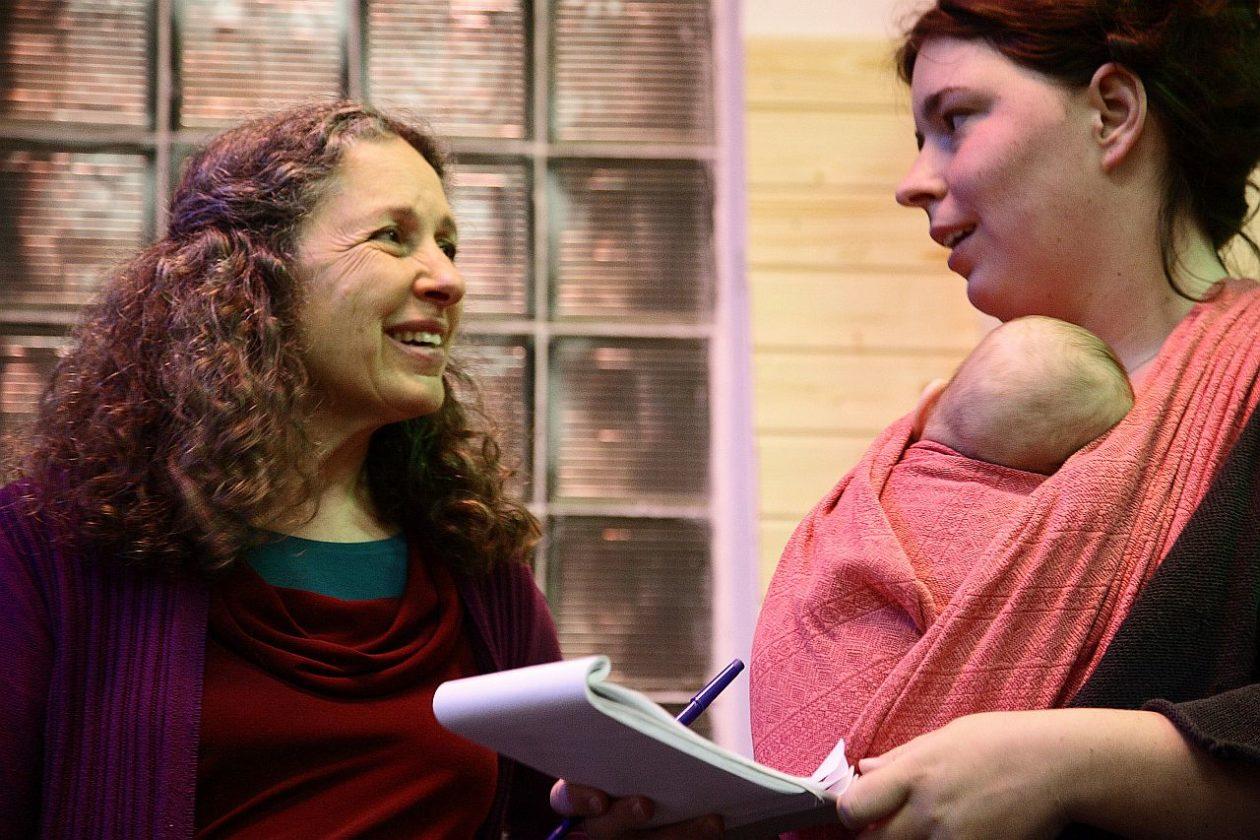 Naomi Aldort ~ Aprender a Educar