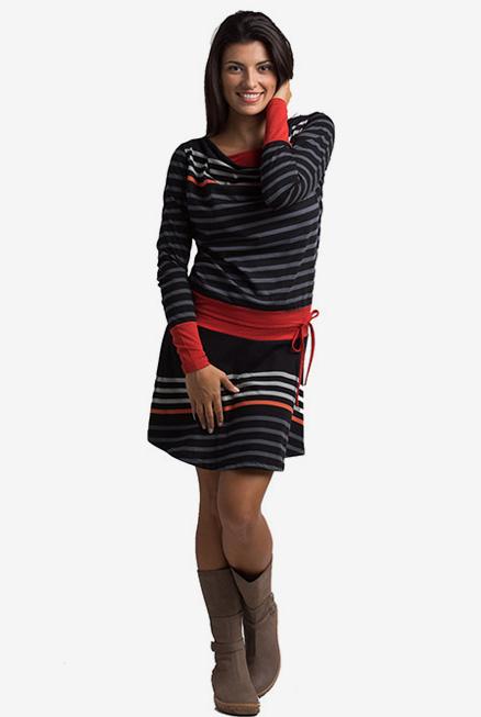 Vestido de lactancia Claudia, última XXL