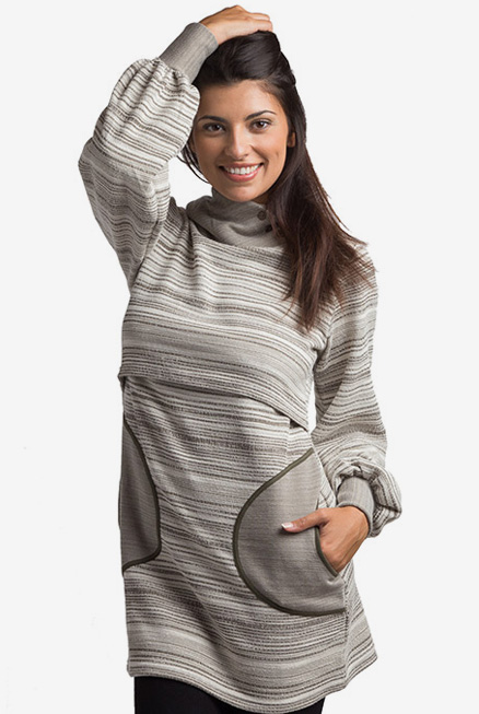 Tunica vestido lactancia Eira