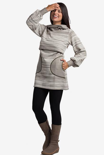 Vestido Túnica de lactancia Eira