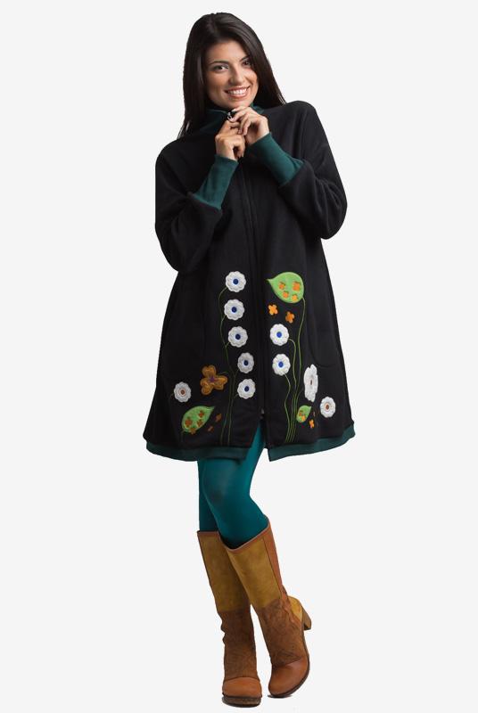 Abrigo multietapa Mirari. Embarazo, porteo y más