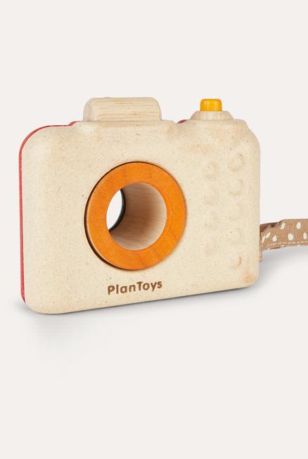 cámara juguete plantoys