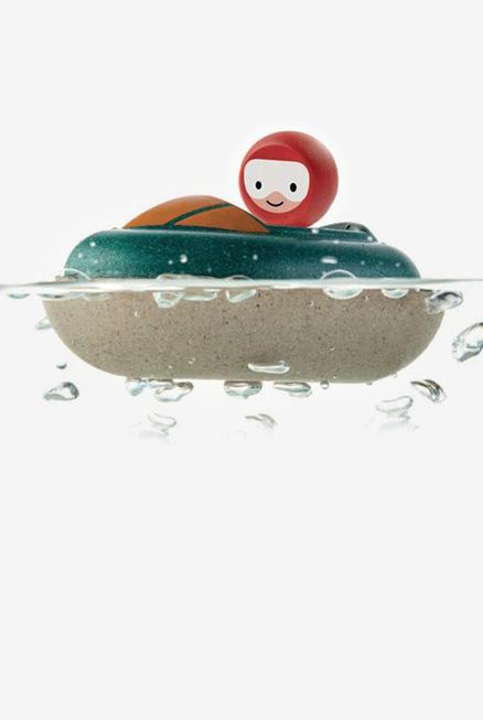 Lancha de juguete bañera