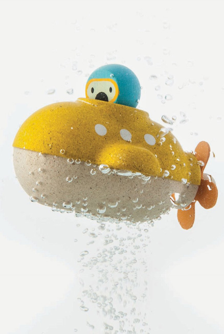 Submarino bañera PlanToys