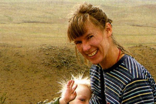 Amamantar en Mongolia