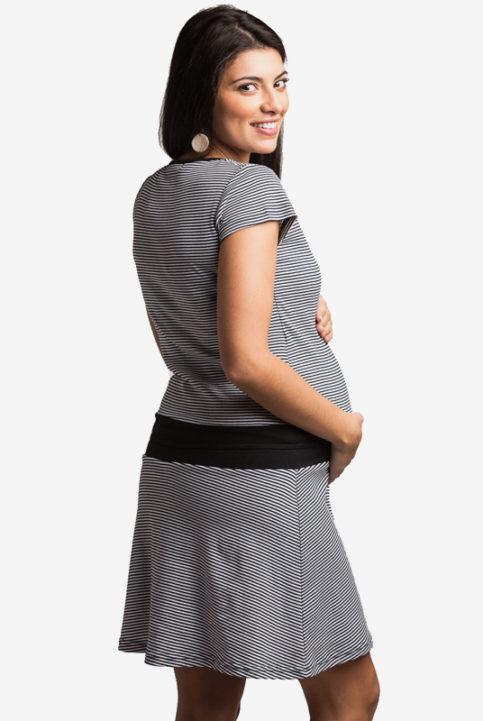 Vestido lactancia embarazo Lais Arbol de AMor