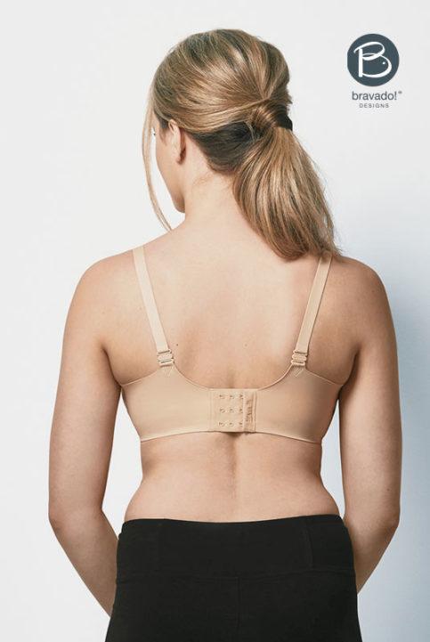 sujetador invisible lactancia embarazo con espalda multiposicion