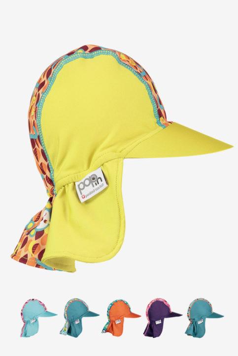 Gorros protección solar bebés niños niñas
