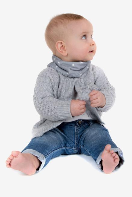 Bandaba bebé cuello snoodie