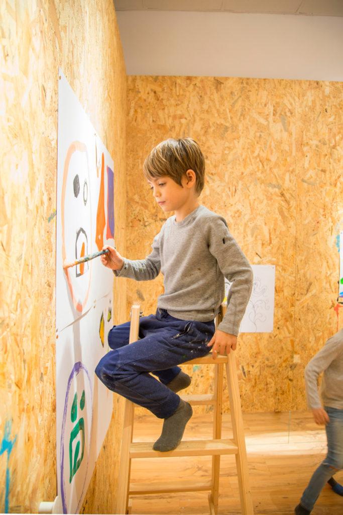 arteterapia niños valencia
