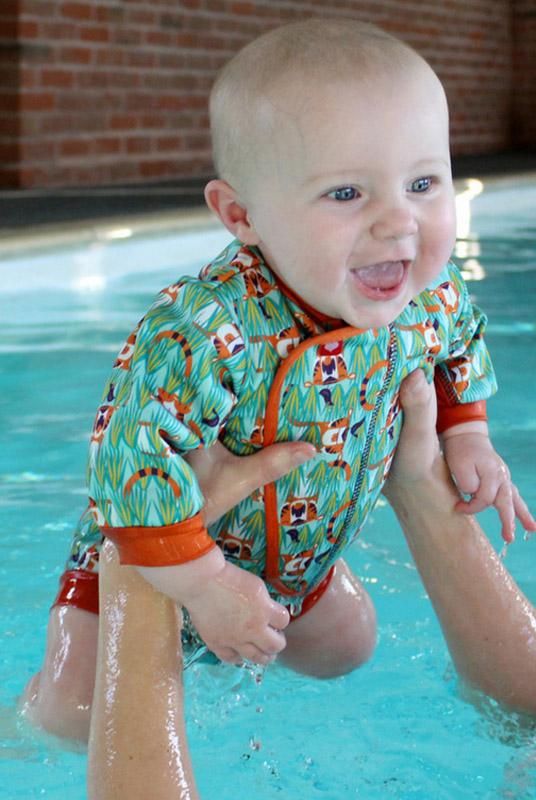 Traje de baño bebe de 0 a 12 meses