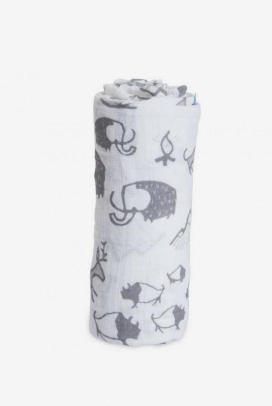 Muselina algodón altamira 120×120