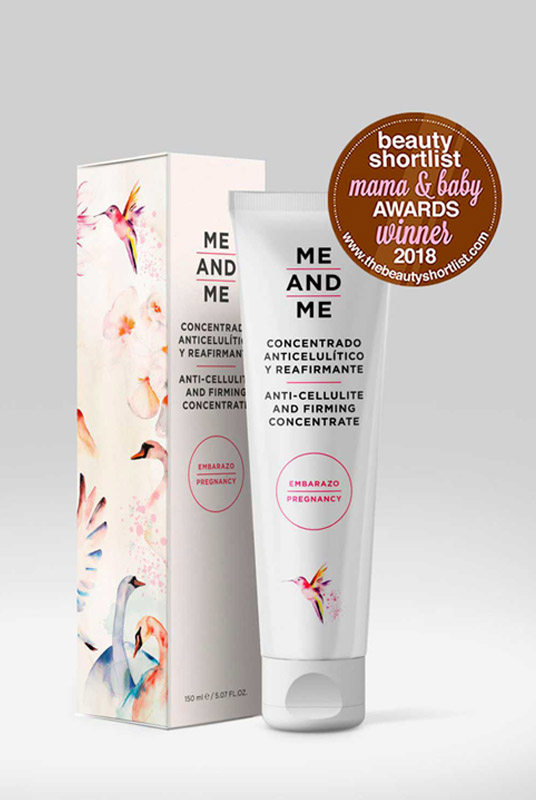 Me and Me- Concentrado Anticelulítico Reafirmante 150ml