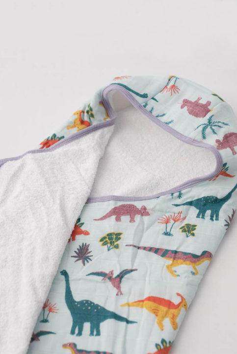 set baño bebe dinosaurios