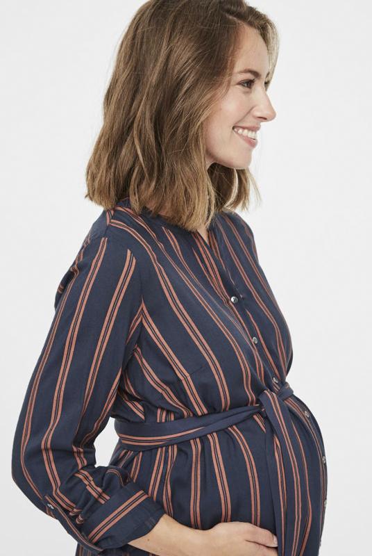 Vestido embarazo y lactancia Brownie