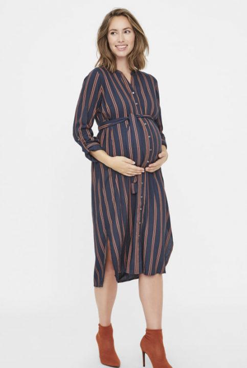 vestido lactancia y embarazo