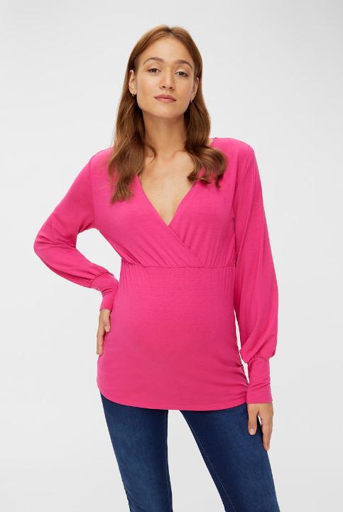 Camiseta de lactancia y embarazo Zoila