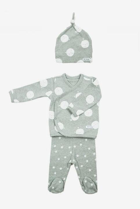 set de pijama recién nacido