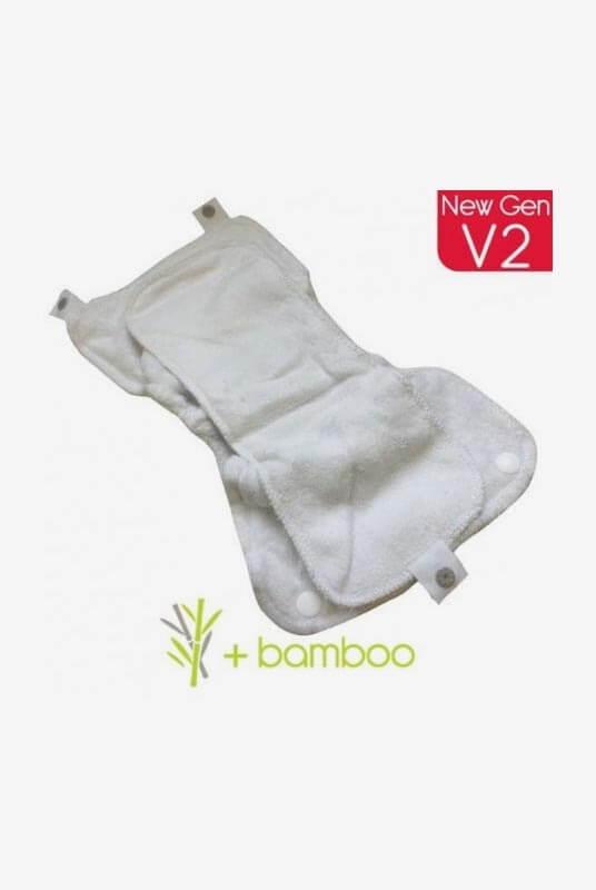 Absorbente Día Bambú para pop in Nueva Gen V2