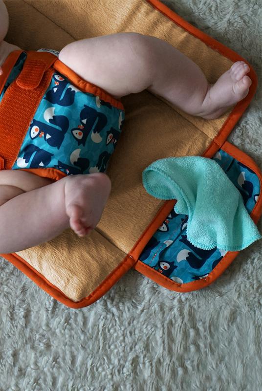 Cambiador bebé pop-in