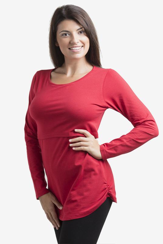 Camiseta lactancia y premamá básica