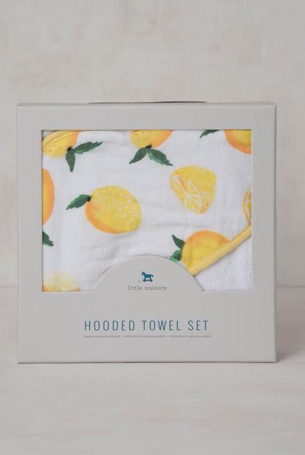 Set de baño algodón